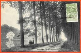 CPA Belgique Belgie TERVUEREN Tervuren - Dans Le Parc Royal ° Edit. Decock - Tervuren