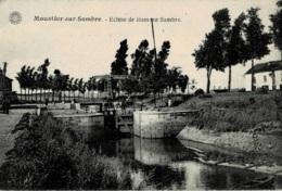 Moustier-sur-Sambre Ecluse De Ham-sur-Sambre - Jemeppe-sur-Sambre