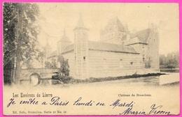 CPA Belgique Belgie Les Environs De Lierre (RANST) - Château De Broechem ° Nels - Ranst