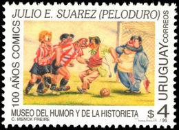 Uruguay 1996 Centenary Of Comics Unmounted Mint. - Uruguay