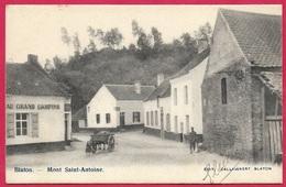 Rare CPA Belgique Belgie BLATON (Bernissart) - St Mont Saint-Antoine (Au Grand Campine) ° Edit Callewaert - Bernissart