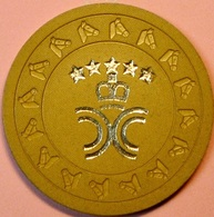 $5 Casino Chip. Cavtat International, Cavtat, Croatia. T16. - Casino