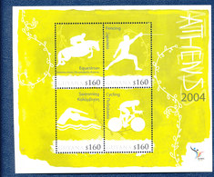 1 Block  Mnh  Fencing Escrime Fechten - Fencing