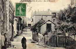 LA POMMERAYE  - Rue De Bourgneuf - France
