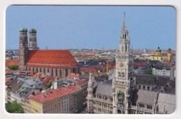 GC 23095 GERMANY - Galeria Kaufhof - München - Gift Cards