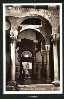 AK Damas / Damaskus, Entrée Principale De La Mosquée Des Omayades - Syrie