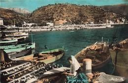 Espagne Iles Baleares Mallorca Puerto Soller Parte Del Puerto Raccommodage Filet De Peche + Timbre - Mallorca