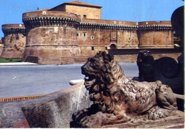 Senigallia - Rocca Della Rovere - Formato Grande Viaggiata - E 15 - Senigallia