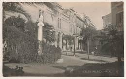Espagne Iles Baleares Mallorca Palma Calle Palacio - Palma De Mallorca