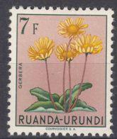 Ruanda-Urundi 1953 Flowers Mi#148 Mint Hinged - 1948-61: Ungebraucht