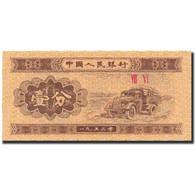 Billet, Chine, 1 Fen, 1953, 1953, KM:860c, SUP+ - Chine