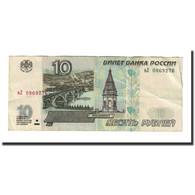 Billet, Russie, 10 Rubles, 1997, KM:268a, SUP - Ucrania