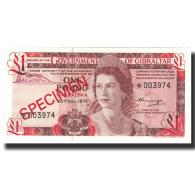Billet, Gibraltar, 1 Pound, 1975, 1975-11-20, KM:20s, NEUF - Gibraltar
