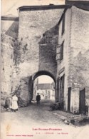 64 -  LESCAR  - La Porte - Saint Jean De Luz