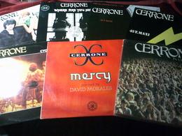 CERRONE  ° COLLECTION DE 19 VINYLES - Complete Collections