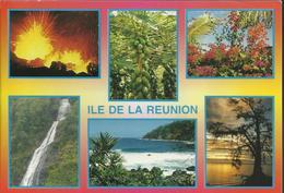 Océan Indien - Ile De La Réunion - Multivue - La Réunion