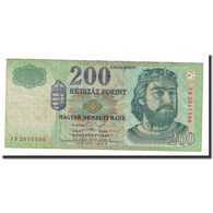 Billet, Hongrie, 200 Forint, 1998, KM:178a, SUP - Hongrie