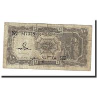 Billet, Égypte, 10 Piastres, L.1940, KM:184a, TB+ - Egypte