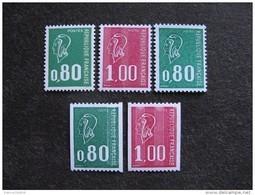 TB Série N° 1891 Au N° 1895, Neufs XX. - Unused Stamps