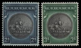 Bahamas 1931 - Mi-Nr. 93-94 ** - MNH - Freimarken / Definitives - Bahamas (1973-...)