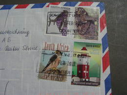 South Africa Cv. 2015  Birds  Lighthouse - Afrique Du Sud (1961-...)