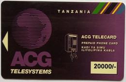 120 Units 402A - Tanzania