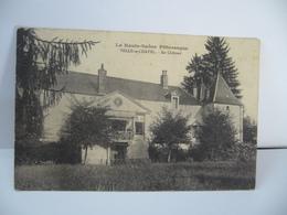 LA HAUTE SAÔNE PITTORESQUE  VELLE LE CHATEL 70 HAUTE SAÔNE FRANCHE CONTE LE CHATEAU CPA 1914 - Altri Comuni