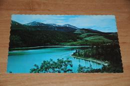 2988      CANADA, YUKON, RAINBOW LAKE  EMERALD LAKE - Yukon