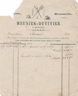 Brasserie Meunier Duvivier Binche - België