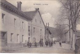 VIL- LA  BRESSE DANS LES VOSGES  LA GASSE  CPA  CIRCULEE RARE - France