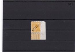 Berlin MiNr. 10 I ,** Postfrisch, Eckrand, Minimal Bügig, Signiert BPP Schlegel - [5] Berlin