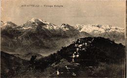 CPA AK Ait Attelli- Village Kabyle, ALGERIE (794807) - Altre Città
