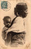 CPA AK Negresse Du Sud, ALGERIE (795009) - Mujeres