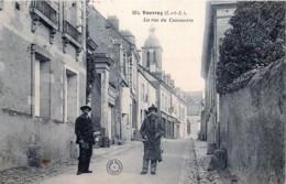 France - 37 - Vouvray - La Rue Du Commerce - Vouvray