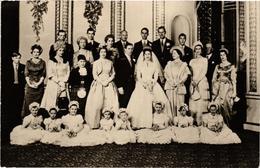 CPA AK Wedding Princess Margaret Rose Antony Armstrong BRITISH ROYALTY (679821) - Familles Royales