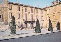 (D185) - BORETTO PO (Reggio Emilia) - Piazza San Marco - Reggio Nell'Emilia