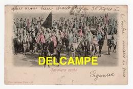 DD / TUNISIE / SCÈNES ET TYPES / CAVALIERS ARABES / 1905 - Tunisie