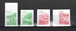 FRANCE  N° 2949 à 2952   NON DENTELES    NEUFS SANS CHARNIERE  COTE 60.00€   REGIONS FRANCAISES  ANIMAUX - France