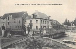Campenhout NA10: Op Het Campenhout-Sas. Restaurant - Kampenhout
