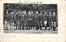 Léopoldsburg - Souvenir Du Camp De Beverloo - Les Officiers - Leopoldsburg (Beverloo Camp)
