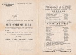 2 Scans Enveloppe Publicitaire 53 Gembloux - 1893-1907 Armoiries