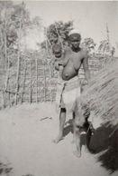 """Photo Afrique. Guinée-Bissau. Femme Aux Seins Nus Circa 1946 """" Fiancée à Abel """" - Afrique Du Sud, Est, Ouest"""