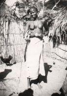 Photo Bamako. Malienne Aux Seins Nus Circa 1940 - Afrique Du Sud, Est, Ouest