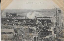 GRAISSESSAC ( Hérault) Triage Du Charbon - Other Municipalities