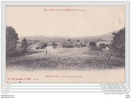Cpa  Réf-JP-R548 (  Dép-88  SAINT-MICHEL-SUR-MEURTHE )    Le Fond Du Village  HERBAVILLE - France
