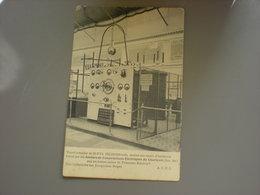 BAUDOUR - ANCIENNES USINES DE FUISSEAUX - ATELIER DE CONSTRUCTIONS ELECTRIQUES DE CHARLEROI A.C.E.C - Saint-Ghislain