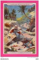 CHROMOS (Réf : VV479) CONTE DES MILLE ET UN NUITS  5. Aladin Ou La Lampe Merveilleuse - Vieux Papiers