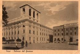 TERNI-PALAZZO DEL GOVERNO-1951 - Terni