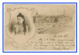 24990  CPA  VIEUX  PARIS : Carte Photo !! 1900 !! - France