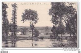 Cpa Réf-JP-Q-041 ( Dép-88 à ST-DIE )  La Meurthe à La Vanne De Pierre - Saint Die
